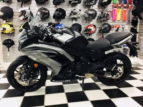 2014 Kawasaki Ninja 650R For Sale in Knoxville, TN - Carsforsale.com