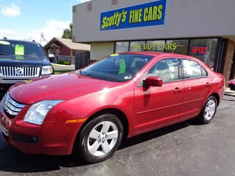 2009 Ford Fusion for sale in Davison, MI
