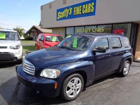 2010 Chevrolet HHR for sale in Davison, MI