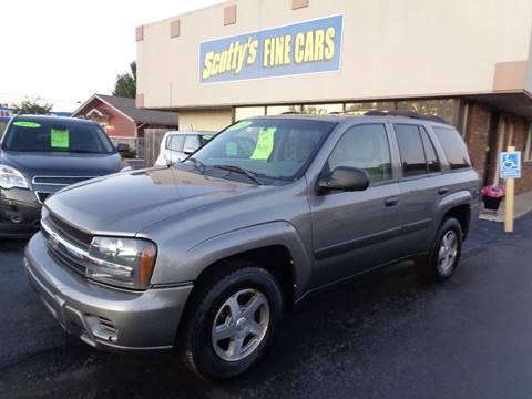 2005 Chevrolet TrailBlazer for sale in Davison, MI