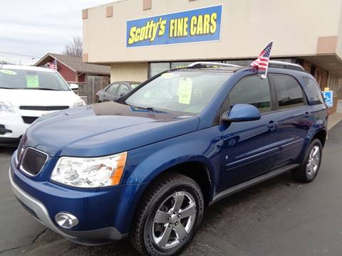 2008 Pontiac Torrent for sale in Davison, MI