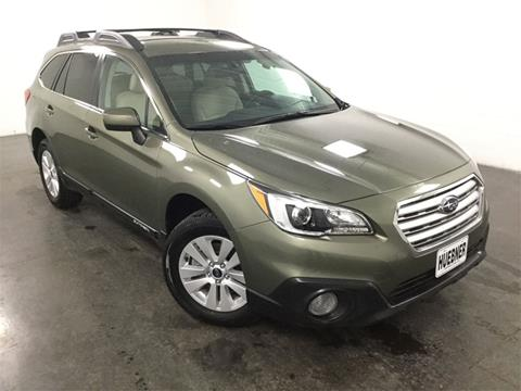 2016 Subaru Outback For Sale In Ohio Carsforsale Com