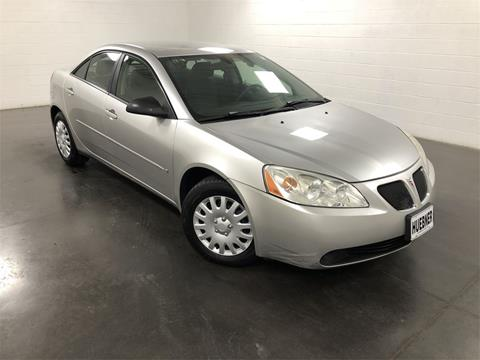 2007 Pontiac G6 for sale in Carrollton, OH