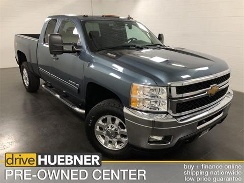 2011 Chevrolet Silverado 2500HD for sale in Carrollton, OH