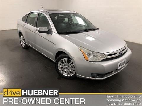2010 Ford Focus for sale in Carrollton, OH