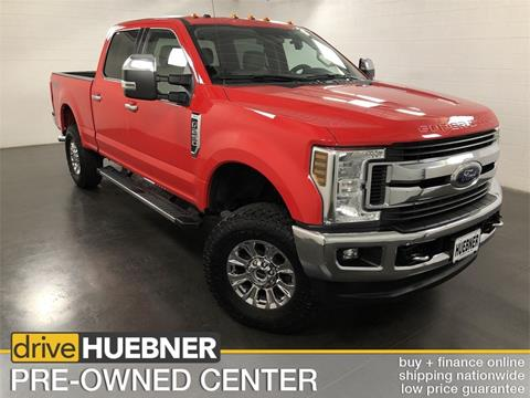 2018 Ford F-250 Super Duty for sale in Carrollton, OH