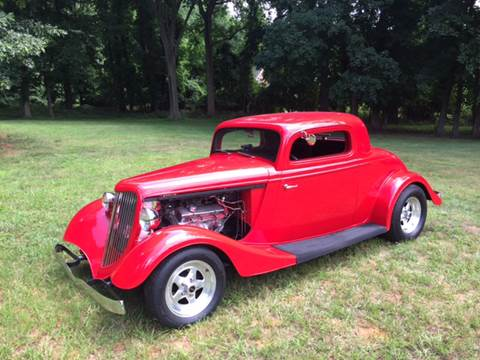 1934 Ford 3 Window Coupe for sale in Port Monmouth, NJ
