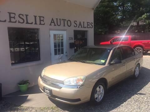 2004 Chevrolet Malibu for sale in Port Monmouth, NJ