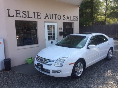 2007 Ford Fusion for sale in Port Monmouth, NJ