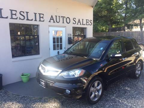 2007 Acura RDX for sale in Port Monmouth, NJ