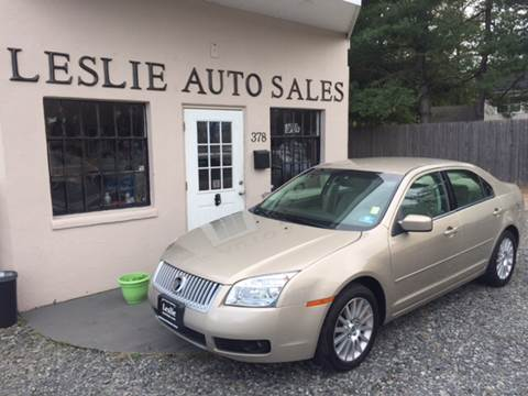 2007 Mercury Milan for sale in Port Monmouth, NJ