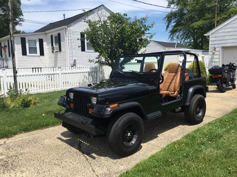 1995 Jeep Wrangler for sale in Red Bank, NJ