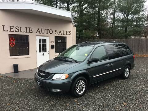 2003 Chrysler Town and Country for sale in Port Monmouth, NJ