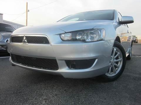 2014 Mitsubishi Lancer for sale in Arlington, TX