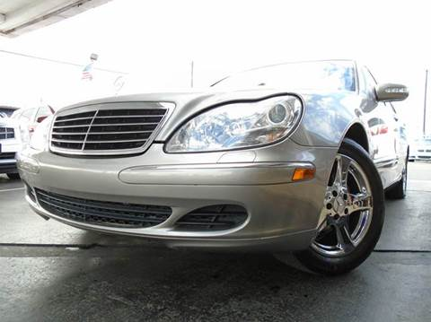 2004 Mercedes-Benz S-Class for sale in Arlington, TX