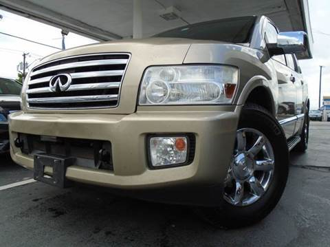 2005 Infiniti QX56 for sale in Arlington, TX