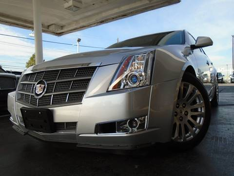 2010 Cadillac CTS for sale in Arlington, TX