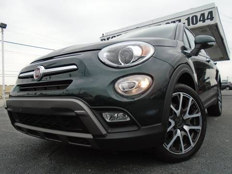 2016 FIAT 500X for sale in Arlington, TX