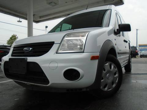 2010 Ford Transit Connect for sale in Arlington, TX