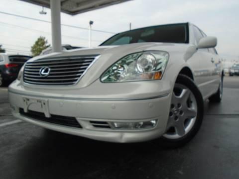 2004 Lexus LS 430 for sale in Arlington, TX
