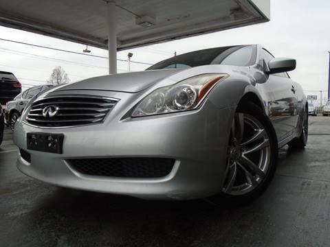 Infiniti G37 Coupe For Sale In Texas Carsforsale