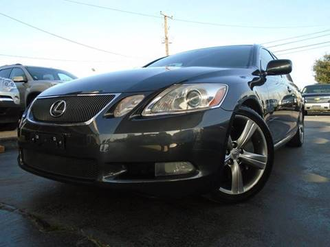 2006 Lexus GS 430 for sale in Arlington, TX