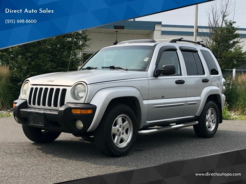 2003 Jeep Liberty for sale in Philadelphia, PA