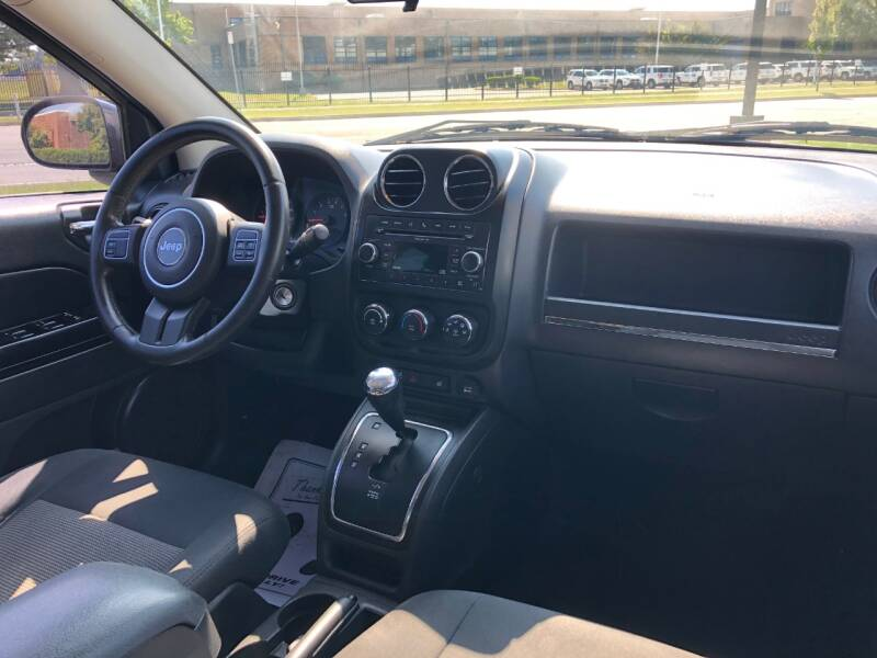 2013 Jeep Compass 4x4 Latitude 4dr SUV - Philadelphia PA