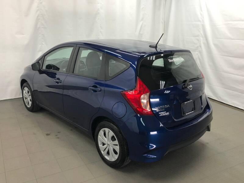 2018 Nissan Versa Note SV 4dr Hatchback - Philadelphia PA