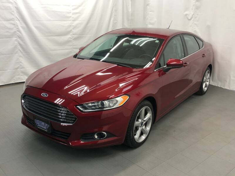 2016 Ford Fusion S 4dr Sedan - Philadelphia PA