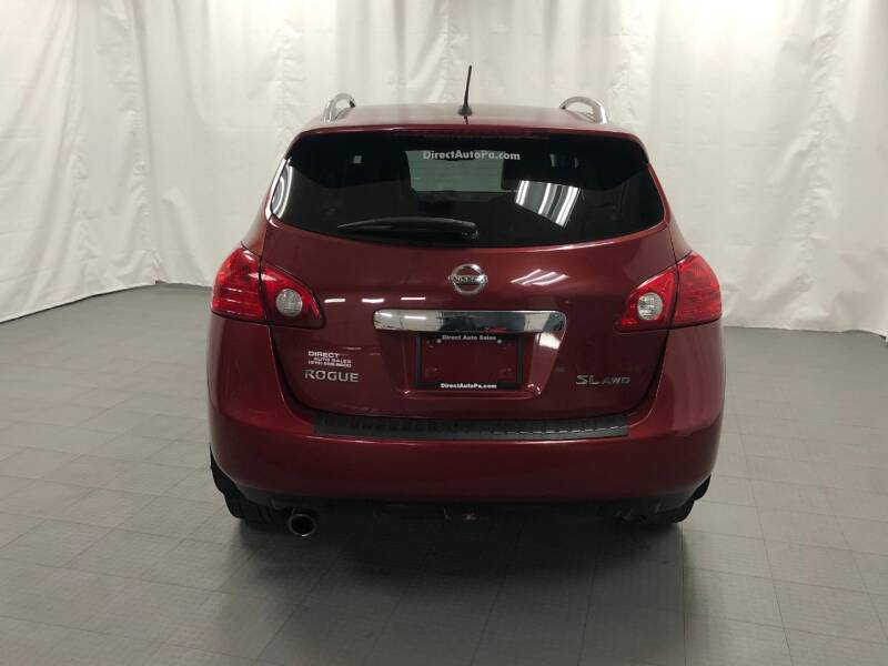 2013 Nissan Rogue AWD SV w/SL Package 4dr Crossover - Philadelphia PA