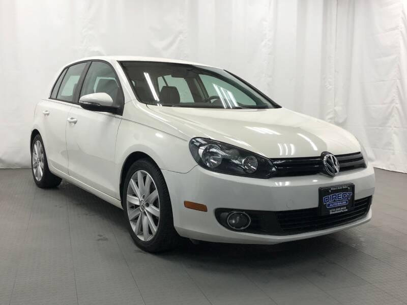 2011 Volkswagen Golf TDI 4dr Hatchback 6A - Philadelphia PA
