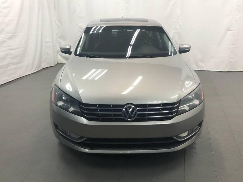 2014 Volkswagen Passat 2.0L TDI SEL Premium 4dr Sedan 6A - Philadelphia PA