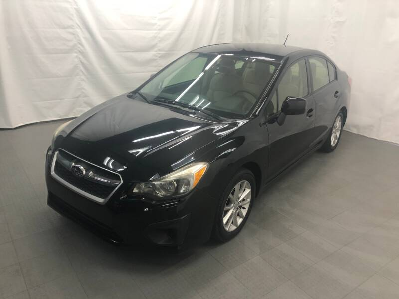 2013 Subaru Impreza AWD 2.0i Premium 4dr Sedan CVT - Philadelphia PA
