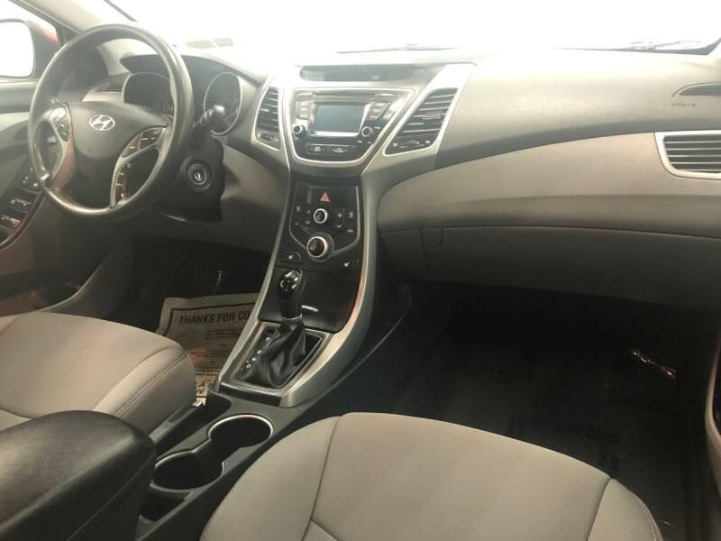 2014 Hyundai Elantra SE 4dr Sedan 6A - Philadelphia PA