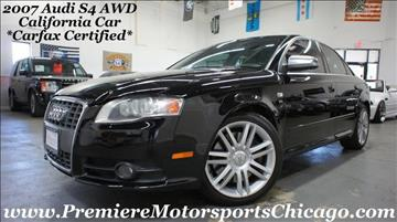 2007 Audi S4 for sale in Plainfield, IL