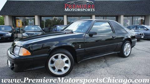 1993 Ford Mustang for sale in Plainfield, IL
