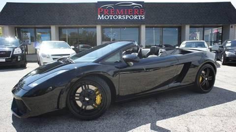 2008 Lamborghini Gallardo for sale in Plainfield, IL