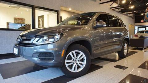 2012 Volkswagen Tiguan for sale in Plainfield, IL
