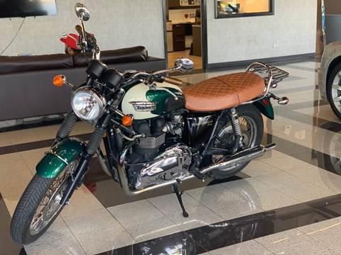 2011 Triumph Bonneville for sale in Plainfield, IL