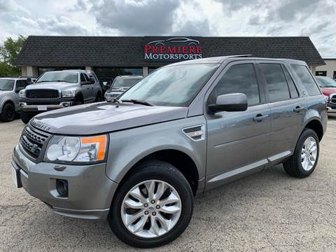 2011 Land Rover LR2 for sale in Plainfield, IL