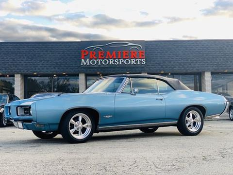 1968 Pontiac Le Mans for sale in Plainfield, IL