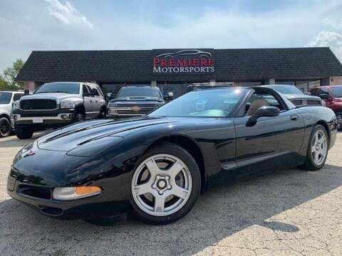 1999 Corvette For Sale >> Used 1999 Chevrolet Corvette For Sale Carsforsale Com