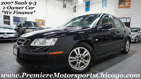 2007 Saab 9-3 for sale in Hickory Hills, IL