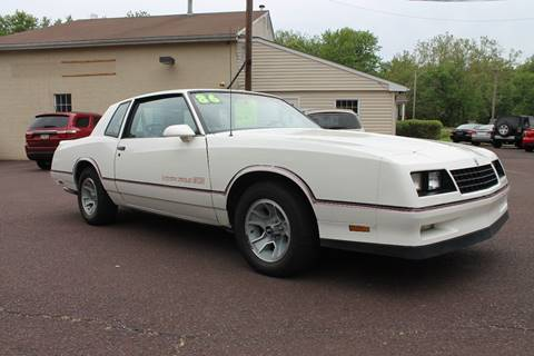 1986 Chevrolet Monte Carlo for sale in Harleysville, PA