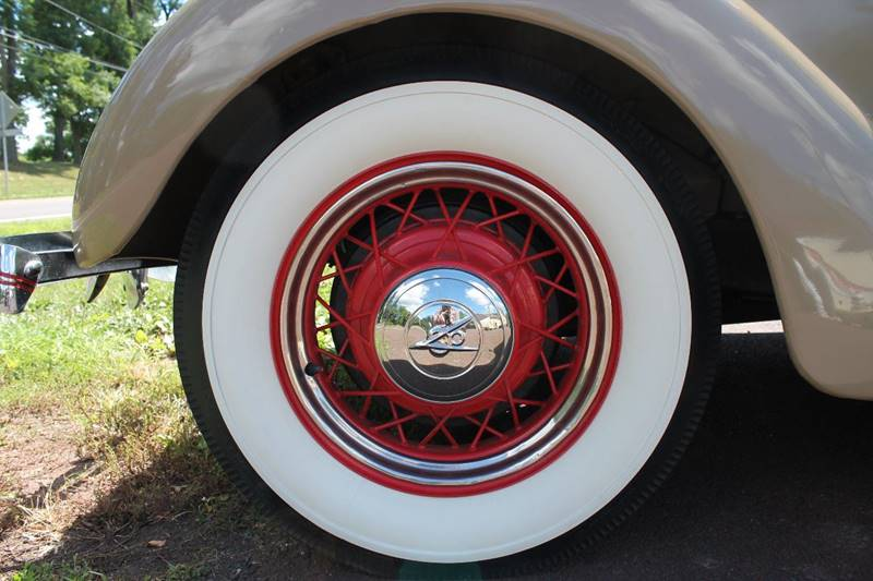 1935 Ford Coupe  - Harleysville PA