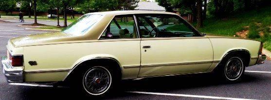 1981 Chevrolet Malibu  - Harleysville PA