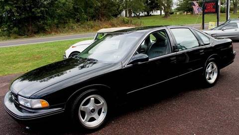1996 Chevrolet Impala for sale in Harleysville, PA