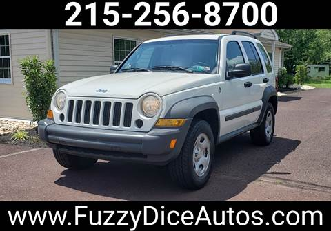 2007 Jeep Liberty for sale in Harleysville, PA