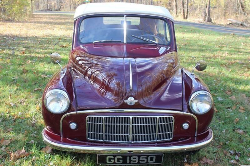 1950 Morris  Minor  - Harleysville PA